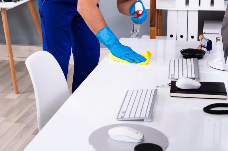 commercial cleaning services in St. Paul