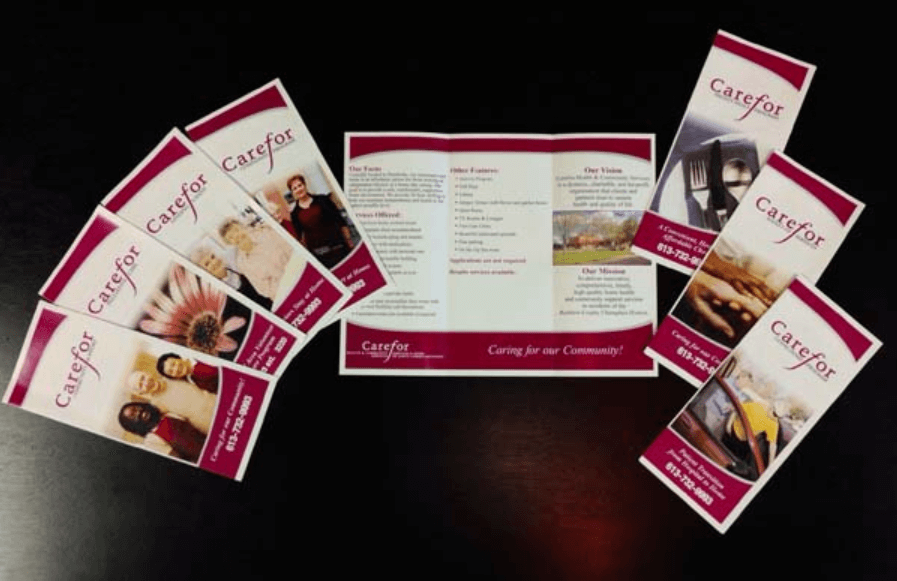 brochure printing in Hickory